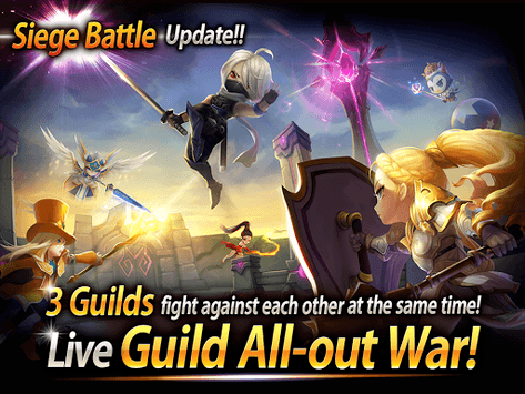 Summoners War APK screenshot 2