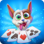 Solitaire Pets Arena - Online Free Card Game APK