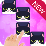 Magic Cat Piano Tiles - Pet Pianist Tap Animal APK