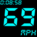 GPS Speedometer and Odometer APK icon