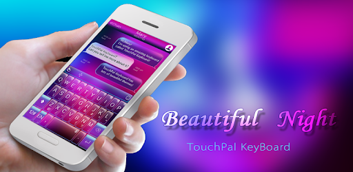 TouchPal Beautiful Night Theme APK : Download v6 12 27 2018 for