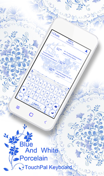 Blue and White Porcelain Theme APK : Download v6 12 27 2018 for