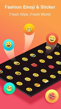 TouchPal Keyboard-Cute Emoji,theme, sticker, GIFs APK screenshot 3