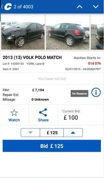 Copart – Salvage Car Auctions APK screenshot 3