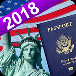 US Citizenship Test 2019 Audio APK icon