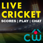 Cricnwin: Live Cricket Scores ,Play,Chat with Fans APK icon