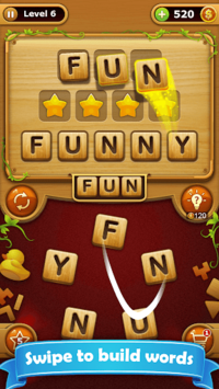 Word Connect - Word Games Puzzle APK screenshot 1