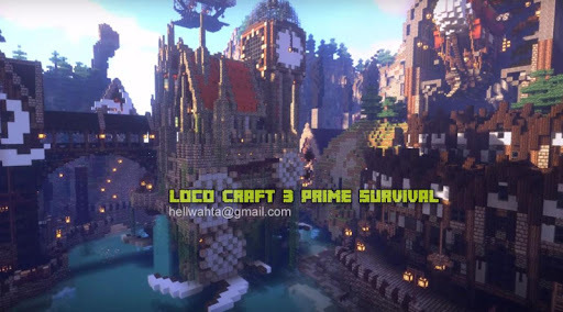 Loco Craft 3 Prime Survival APK : Download v37 59 for