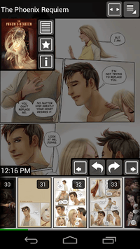 ComicRack Free APK screenshot 1