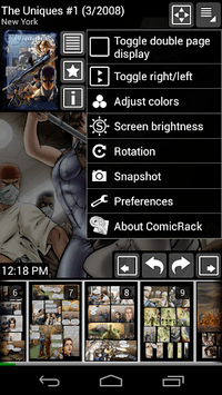 ComicRack Free APK screenshot 2