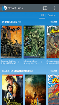 DC Comics APK screenshot 2