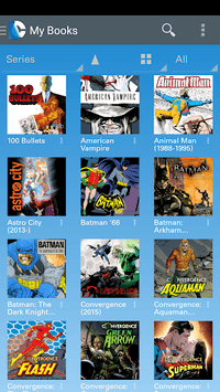 DC Comics APK screenshot 3