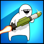 Missile Dude RPG: Tap Tap Missile APK icon