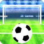 Football Penalty Cup 2015 APK icon