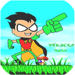 Superhero Titans Go Run Adventure APK