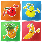 Fruits Memory Game for kids APK icon