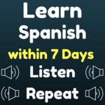 English to Spanish Speaking: Learn Spanish Easily APK icon
