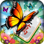 Mahjong Gardens: Butterfly World APK icon