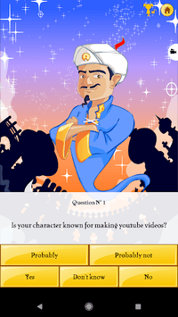 Akinator APK screenshot 3