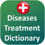 Diseases Treatments Dictionary APK icon
