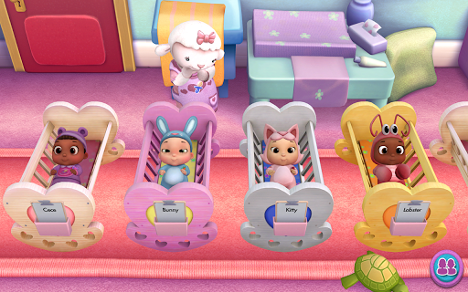 Doc McStuffins: Baby Nursery APK screenshot 1