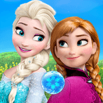 Frozen Free Fall APK icon