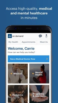 Doctor On Demand APK screenshot 2