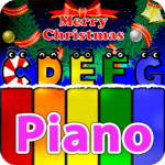 My baby Xmas piano APK icon