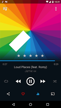 doubleTwist Music & Podcast Player with Sync APK screenshot 3