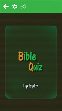 Bible Quiz APK screenshot 1
