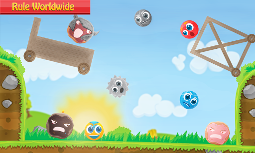Bounce Tales Adventures : Red Ball 2018 APK : Download v1