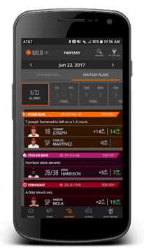 DK Live - Sports Play by Play APK screenshot 1