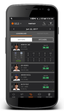 DK Live - Sports Play by Play APK screenshot 2