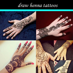 draw henna tattoos APK