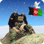 Afghan army dress editor: commandos suit changer APK icon