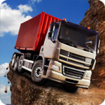 Up Hill Truck Driving Mania 3D APK icon
