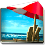 My Beach HD Free APK icon
