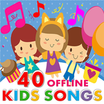 Kids Songs - Best Nursery Rhymes Free App APK icon