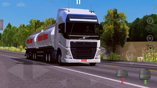 World Truck Driving Simulator APK screenshot 2