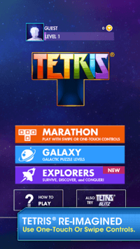 TETRIS APK screenshot 1