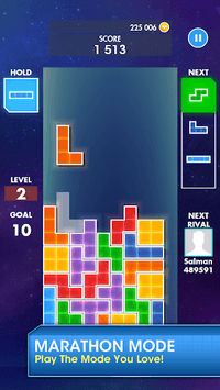 TETRIS APK screenshot 2