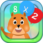 Times Tables and Friends-1 x 12 multiplication fun APK icon