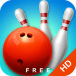 Bowling Game 3D HD FREE APK icon