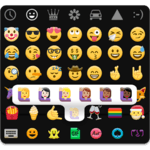 Emoji keyboard - Cute Emoji APK icon