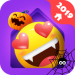 IN Launcher - Love Emojis & GIFs, Themes APK icon