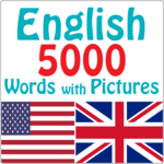 English 5000 Words with Pictures APK