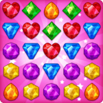 Jewels fantasy : The magical adventure APK icon