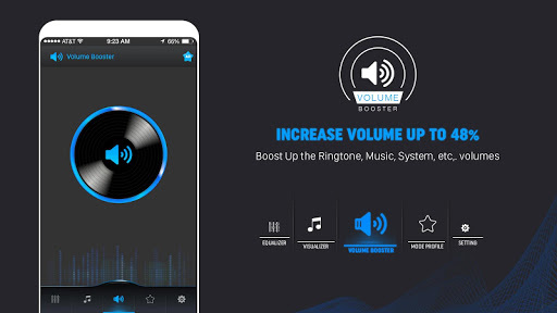 Volume Booster APK : Download v2 6 0 for Android at AndroidCrew