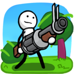 One Gun: Stickman APK icon
