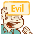 Evil Minds: Dirty Charades! APK icon